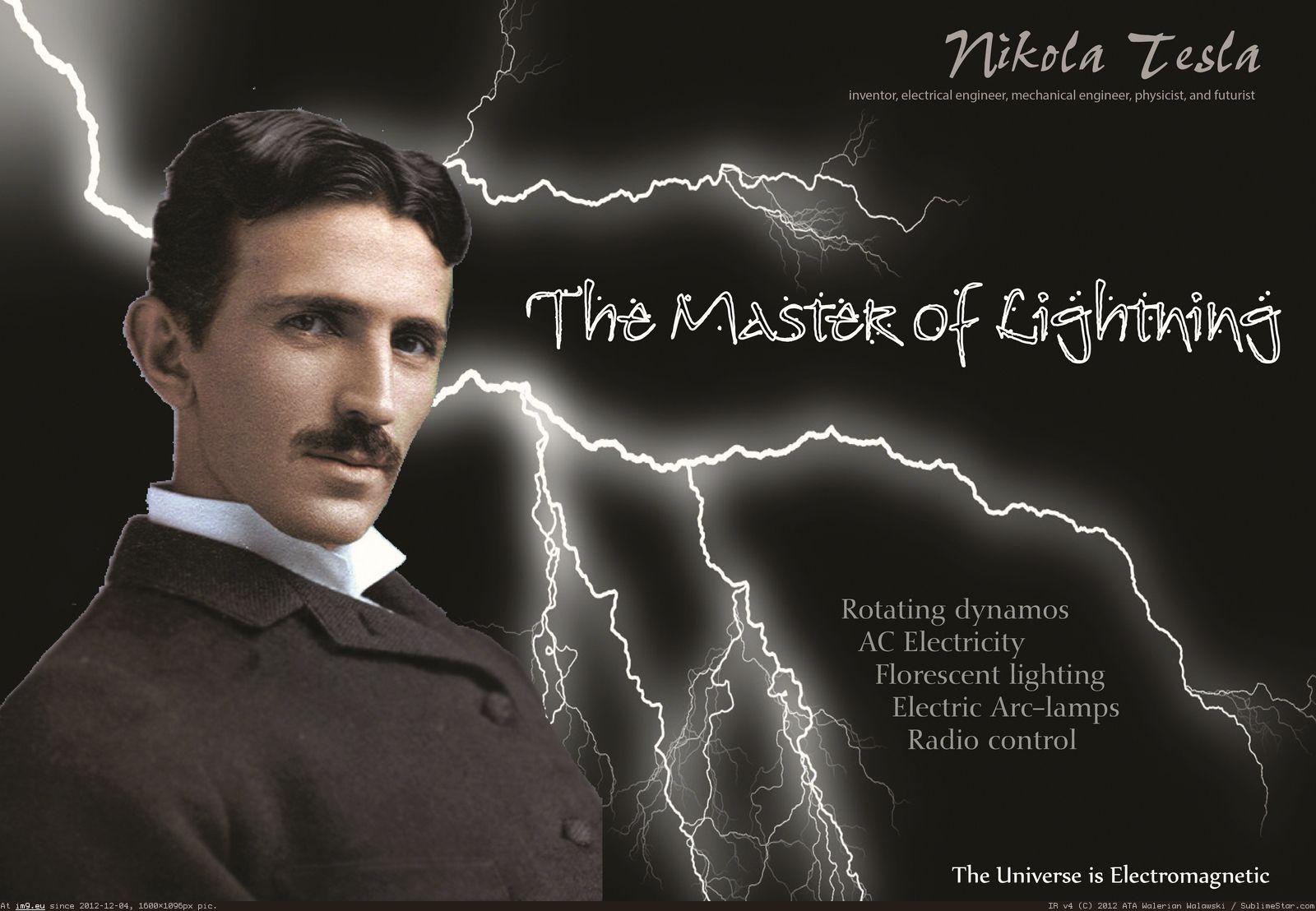 Nikola Tesla 16001200 Quimife